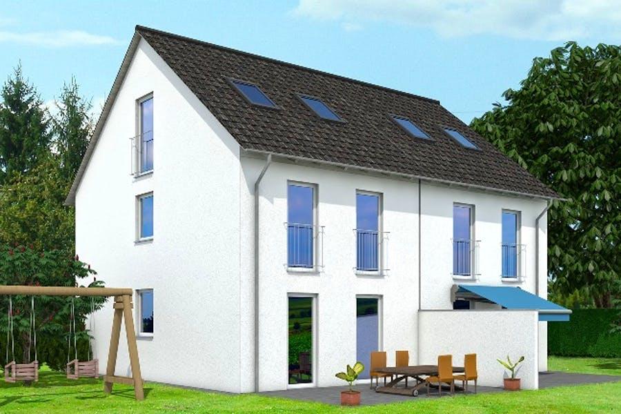 A+ Massivhaus & Bauträger - Beispielhaus 2 - Mina