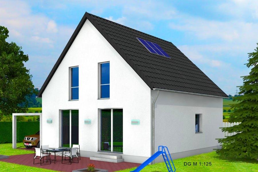 A+ Massivhaus & Bauträger - Beispielhaus 3 - Nicole