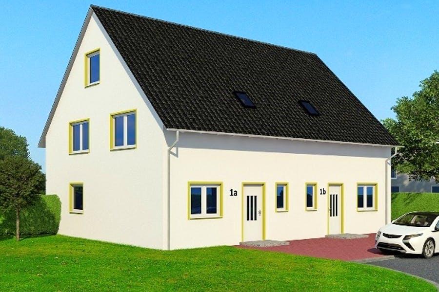 A+ Massivhaus & Bauträger - Beispielhaus 4 - Rapunzel