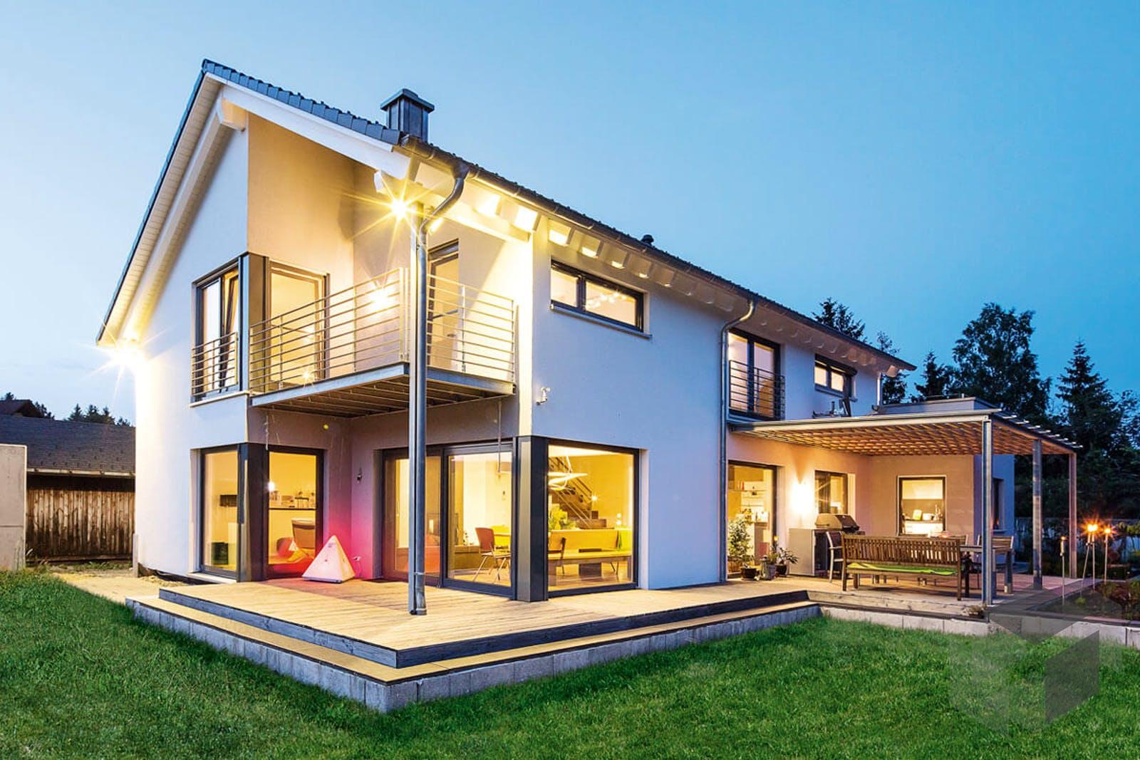 architektenhaus inactive von beilharz haus komplette daten bersicht. Black Bedroom Furniture Sets. Home Design Ideas