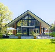 Architektur aus Glas