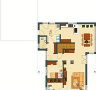 AT - Das Einfamilienhaus mit Flachdach Grundriss