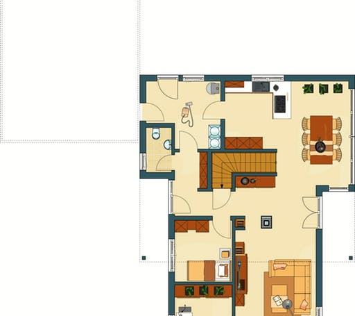 Architektur Trend Floorplan 1