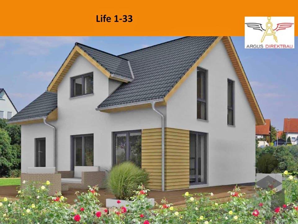 Life 1-33 von ARGUS Direktbau Außenansicht