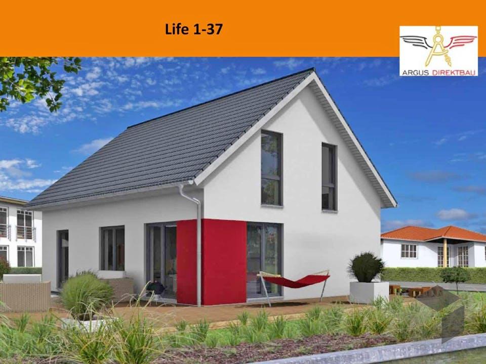 Life 1-37 von ARGUS Direktbau Außenansicht