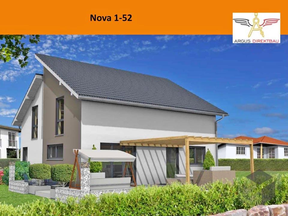 Nova 1-52 von ARGUS Direktbau Außenansicht