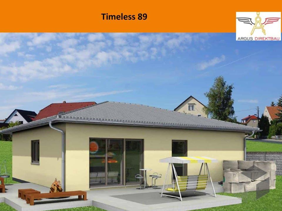 Timeless 89 von ARGUS Direktbau Außenansicht