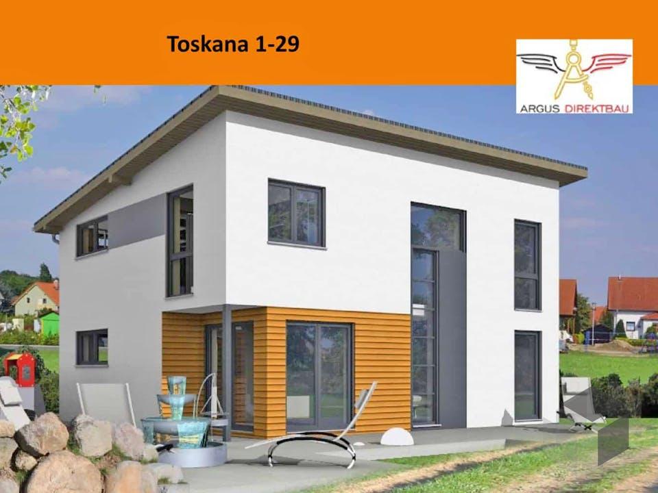 Toskana 1-29 von ARGUS Direktbau Außenansicht