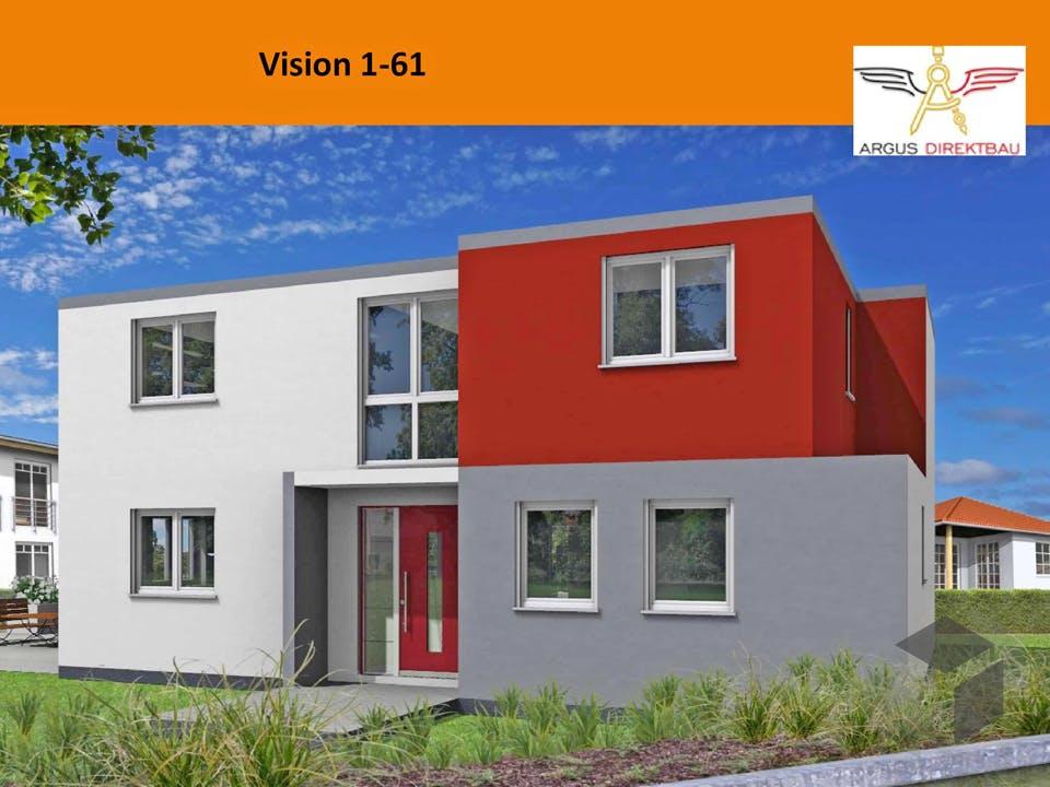 Vision 1-61 von ARGUS Direktbau Außenansicht