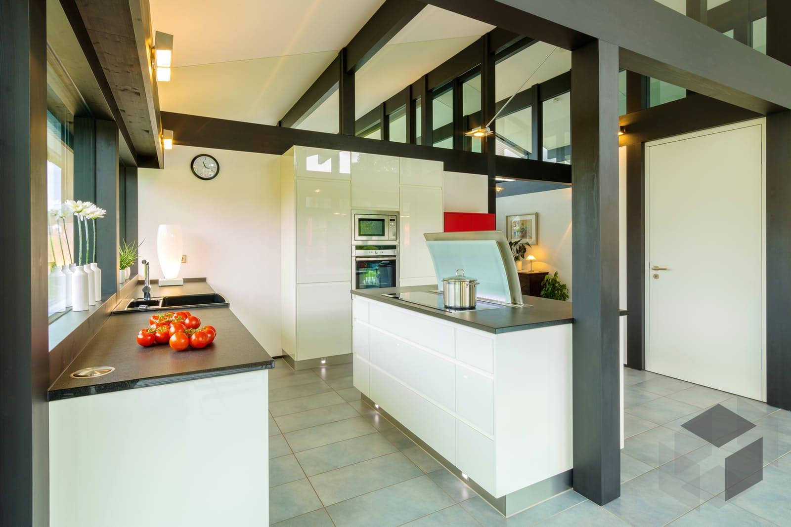 art 5 bungalow von huf haus komplette daten bersicht. Black Bedroom Furniture Sets. Home Design Ideas