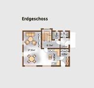 Art Haus Grundriss