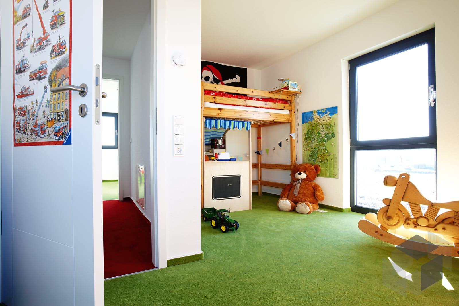 At das einfamilienhaus mit flachdach von fingerhaus for Einfamilienhaus mit flachdach