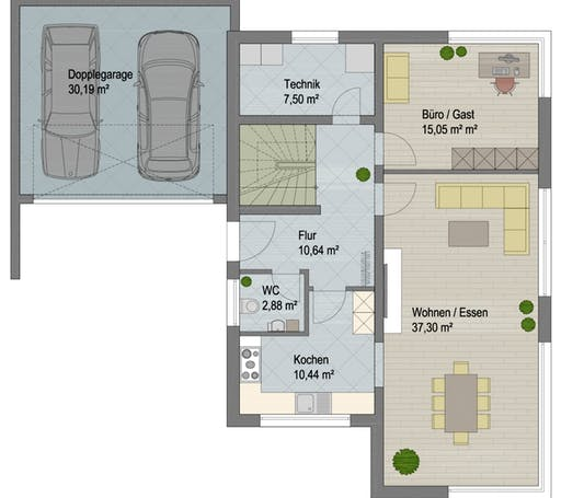 Atlanta Floorplan 1