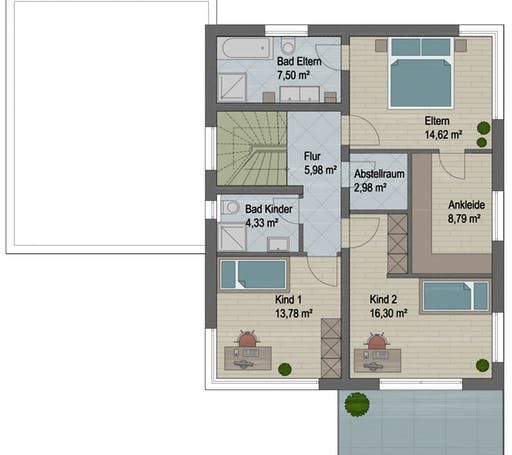 Atlanta Floorplan 2