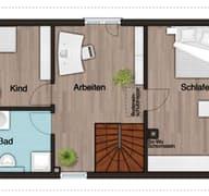Aura 125 (Stadthaus) Grundriss