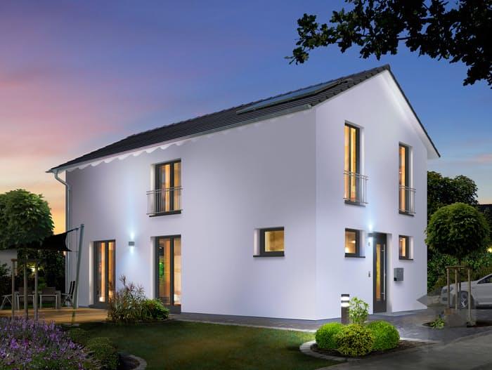 Aura 125 (Stadthaus) von Town & Country Haus | komplette ...