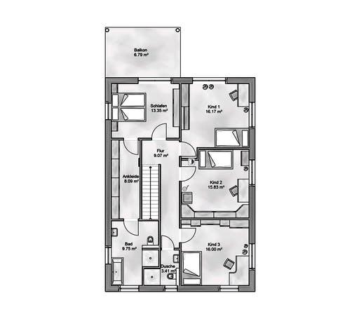 Aurea - Sella Floorplan 2