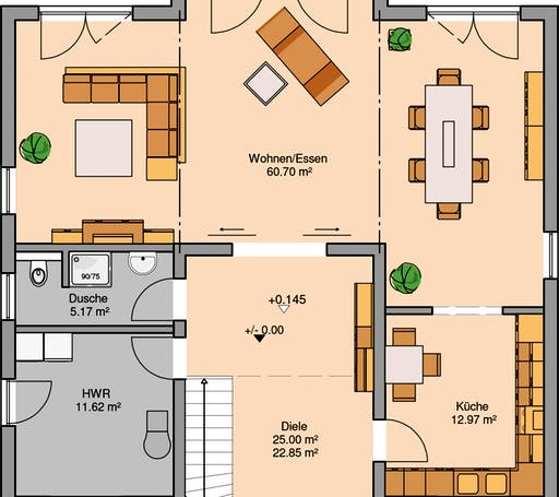Aurelio Floorplan 1
