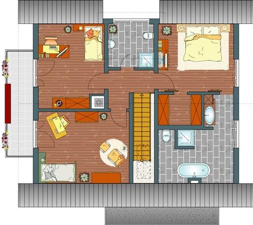 AVEO 411 (Musterhaus Frankenberg) floor_plans 0