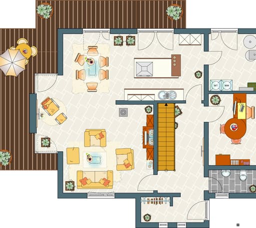 AVEO 411 (Musterhaus Frankenberg) floor_plans 1