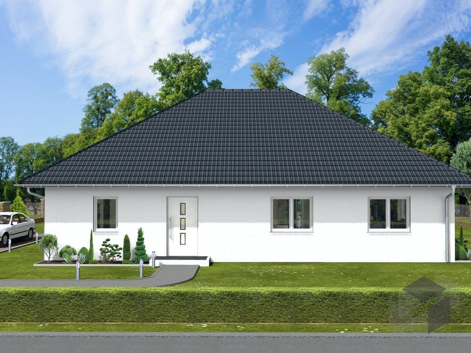 Amelie von AVOS Hausbau Außenansicht