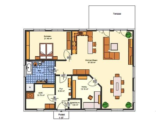 Avos - Amelie Floorplan 1