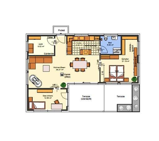 Avos - Anna Floorplan 1