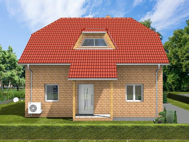 Dorina von AVOS Hausbau Außenansicht 1