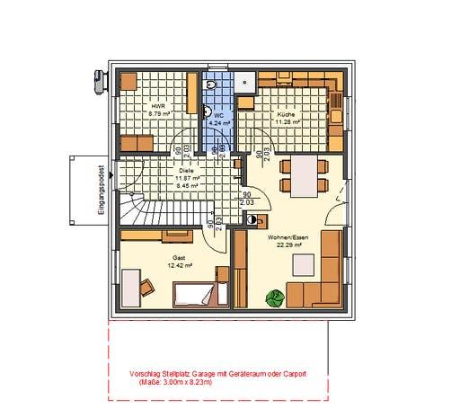 Avos - Dorina Floorplan 1