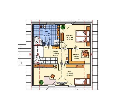 Avos - Dorina Floorplan 2