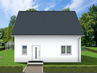 Gina von AVOS Hausbau Außenansicht 1
