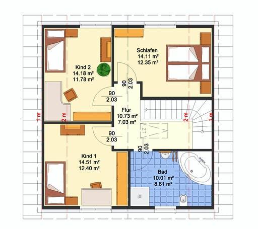 Avos - Gina Floorplan 2