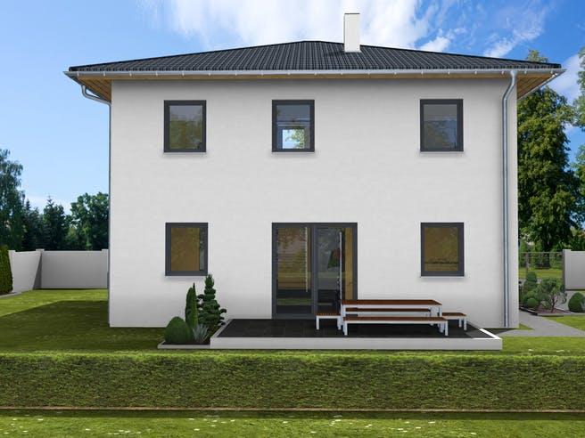 Glockenblume von AVOS Hausbau Außenansicht 1