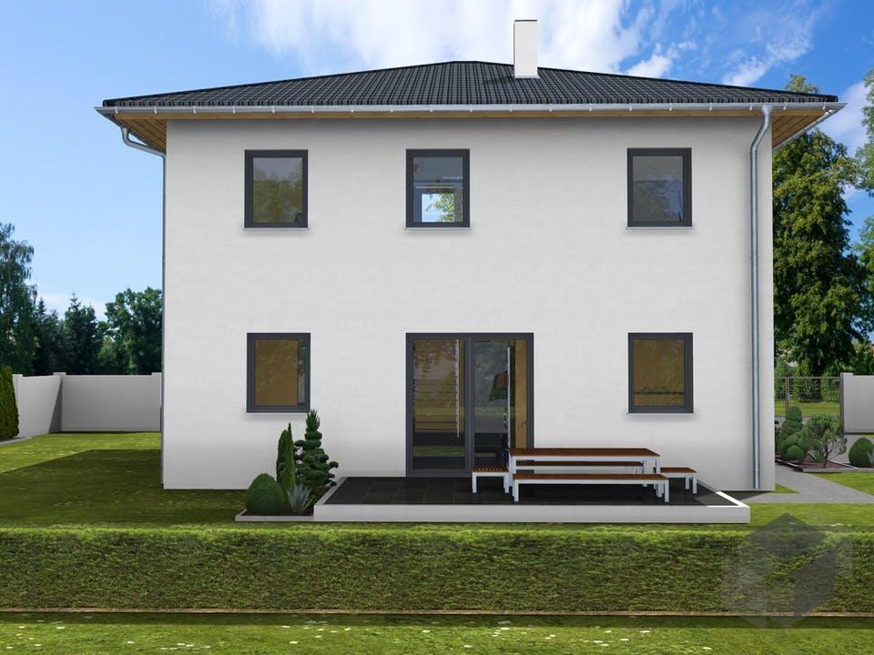 Glockenblume von AVOS Hausbau Außenansicht