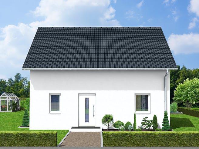Kern von AVOS Hausbau Außenansicht 1