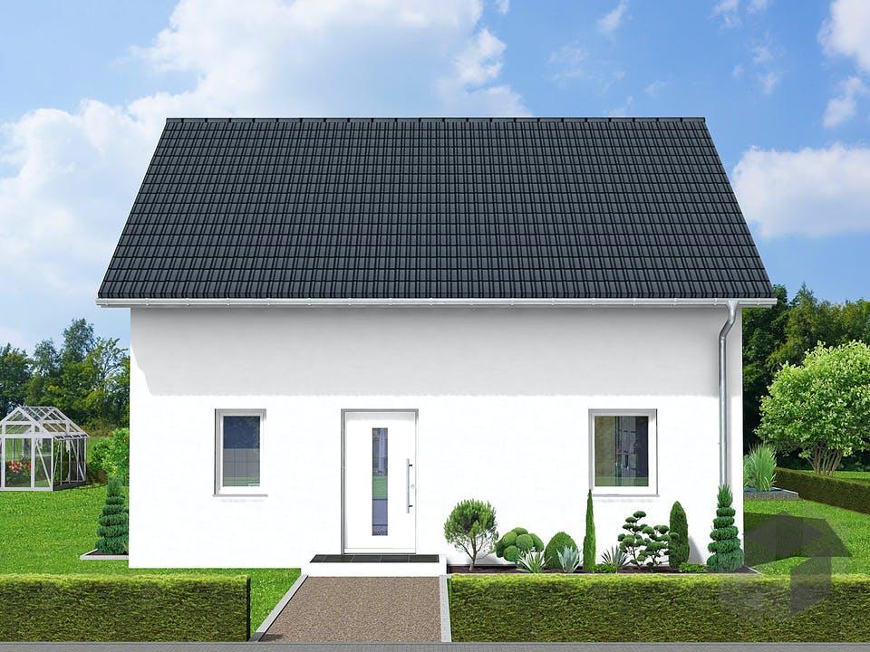 Kern von AVOS Hausbau Außenansicht