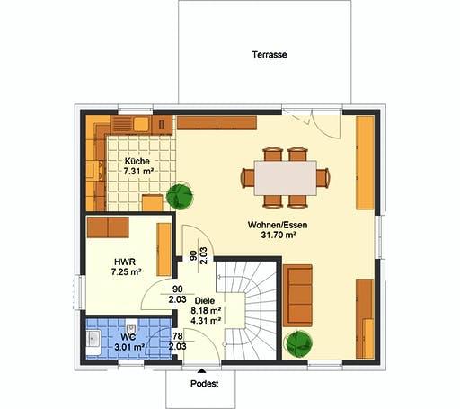 Avos - Kern Floorplan 1