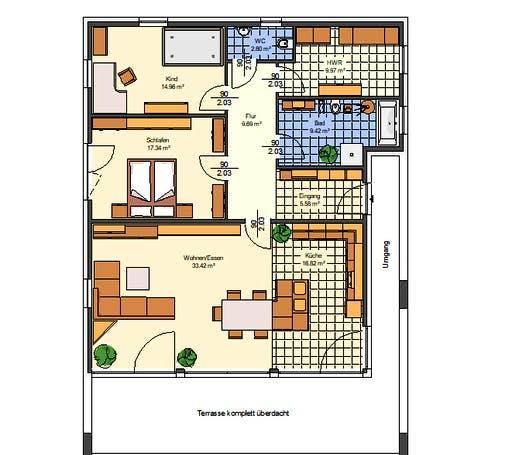Avos - Marie Floorplan 1