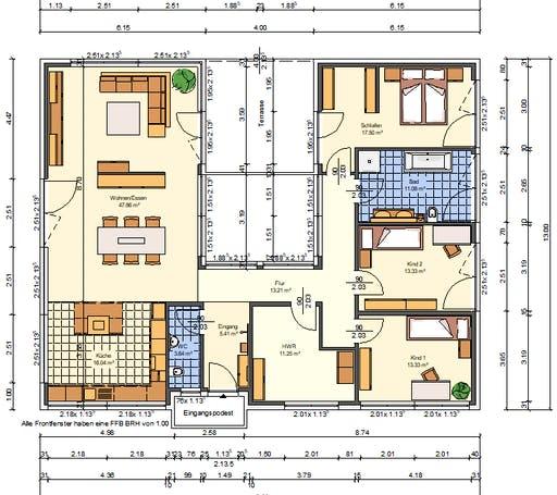 AVOS Marienblüte Floorplan 1