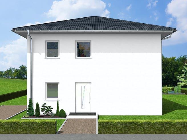 Olina von AVOS Hausbau Außenansicht 1