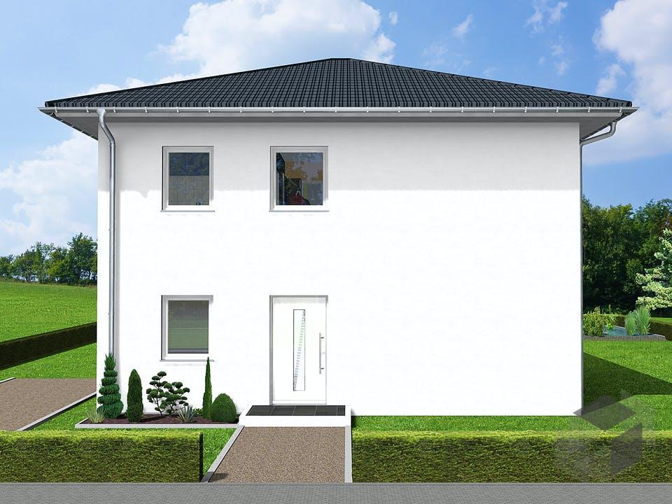 Olina von AVOS Hausbau Außenansicht