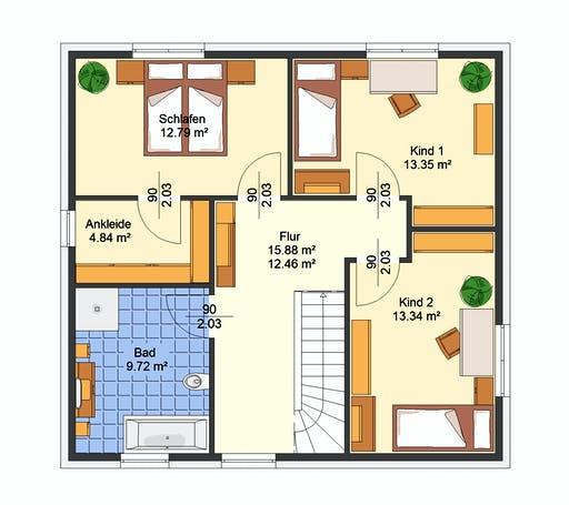 Avos - Olina Floorplan 2