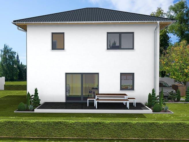 Paulina von AVOS Hausbau Außenansicht 1