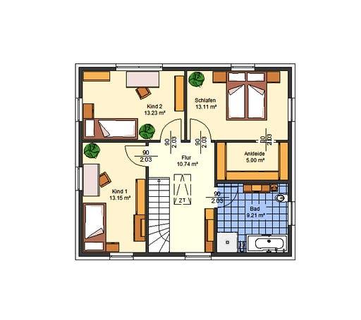 Avos - Paulina Floorplan 2