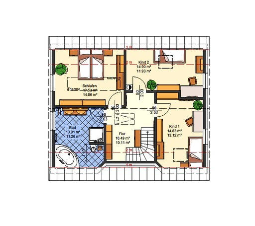 Avos - Wenke Floorplan 2