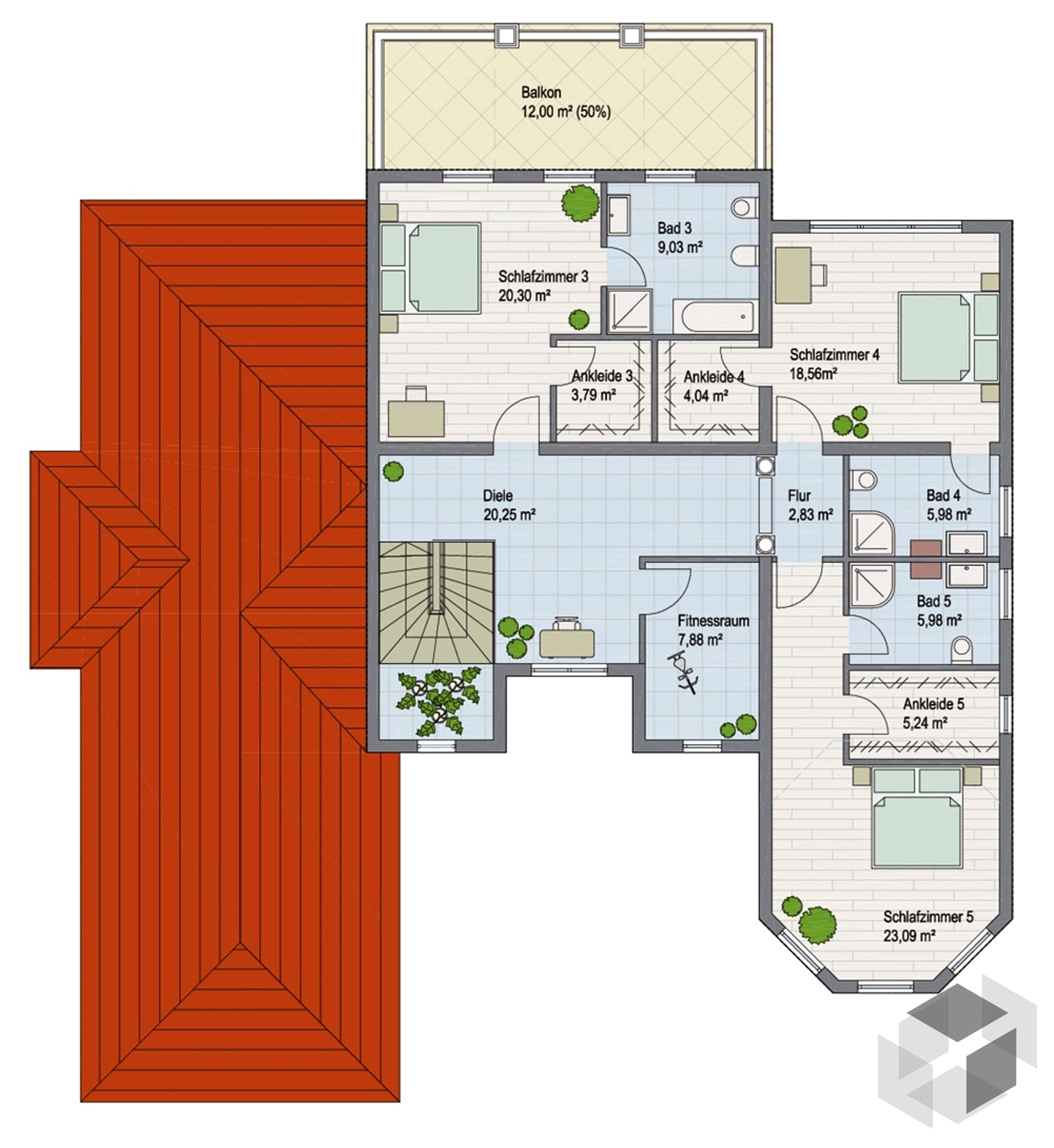 villa bahia ii von argisol bausysteme bewa gmbh. Black Bedroom Furniture Sets. Home Design Ideas