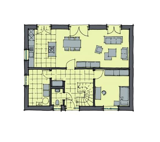 Gussek Haus - Baixa EG