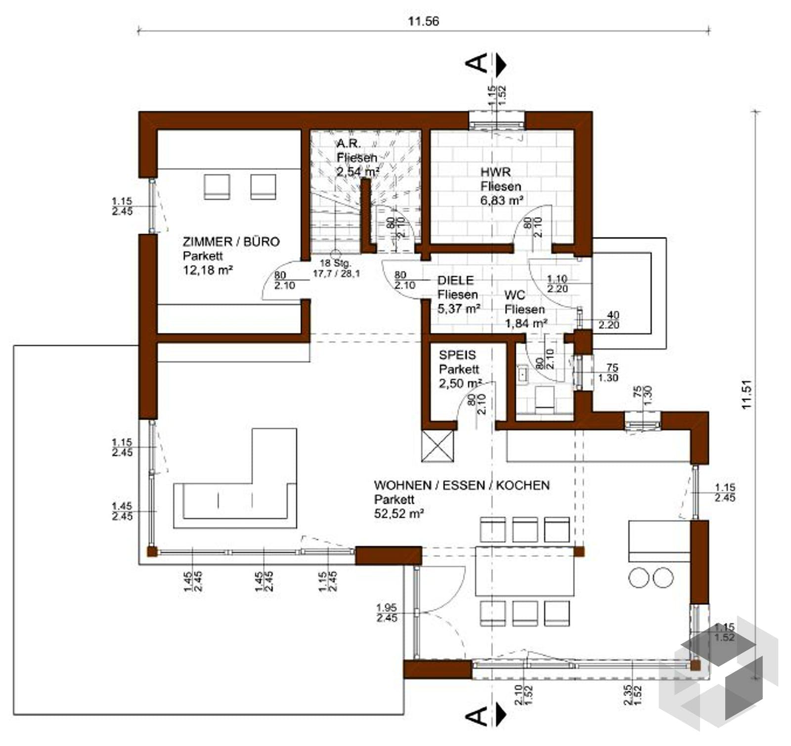 balance 146 von rubner haus komplette daten bersicht. Black Bedroom Furniture Sets. Home Design Ideas