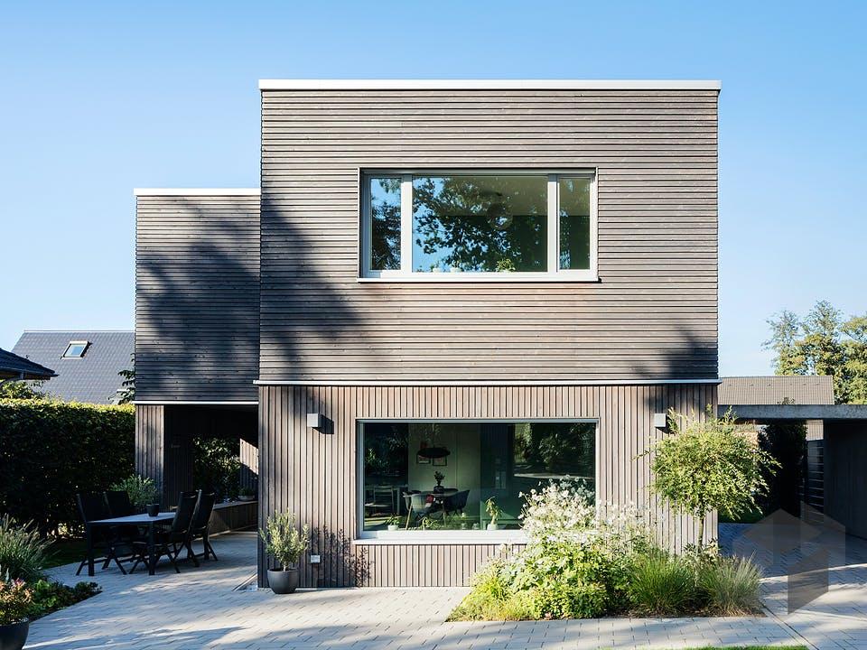 Emmelndorf von Bardowicks.Haus und Holzbau Außenansicht