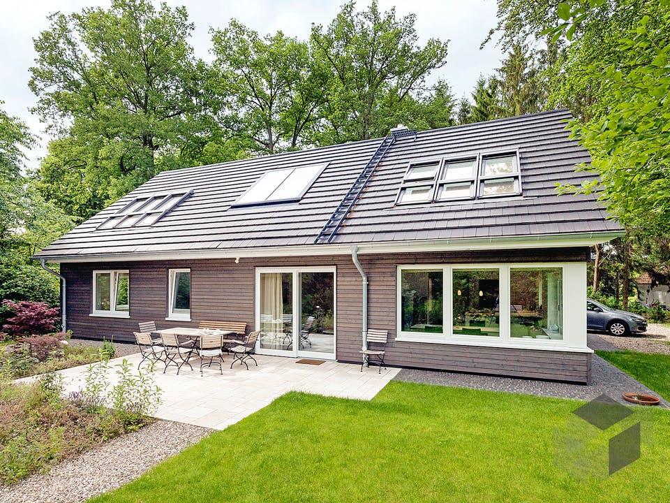 Jesteburg von Bardowicks.Haus und Holzbau Außenansicht